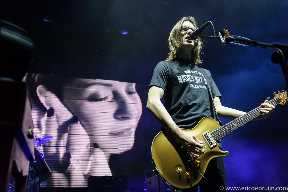 Steven Wilson in Tivoli / Vredenburg.